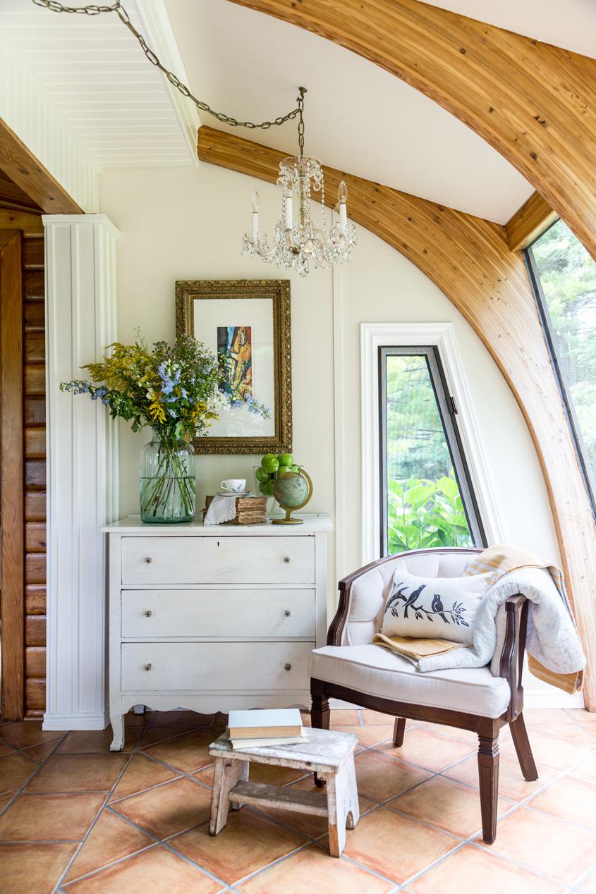 Whimsical House – SUSAN BURNS DESIGN